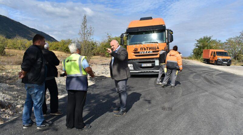 Пускат пътя от Асеновград за Кърджали, вече е отворен за движение
